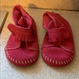 Minnetonka Shoes - Baby Moccasins